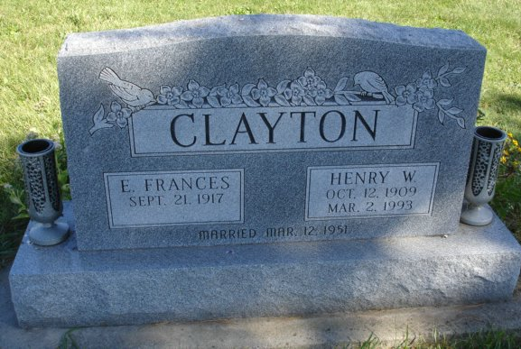 Frances Clayton