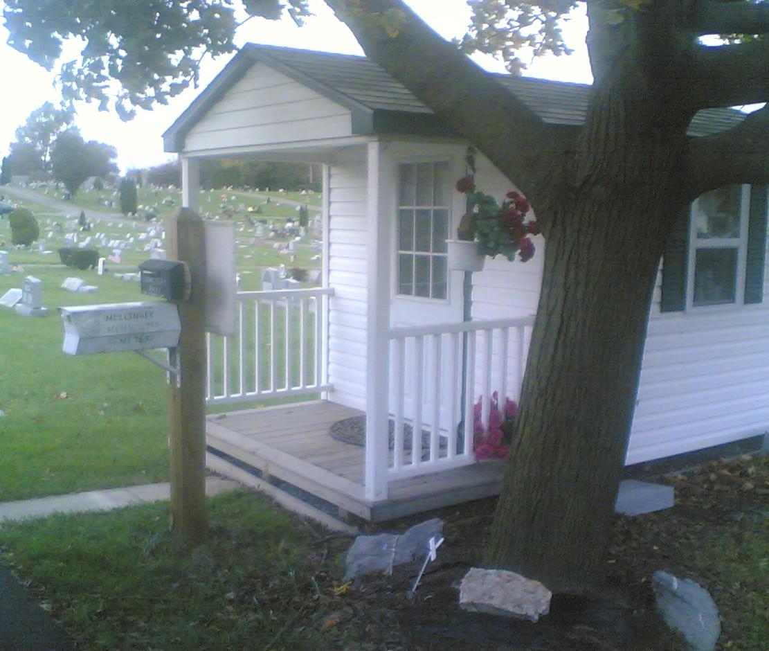 Mellinger Mennonite Cemetery