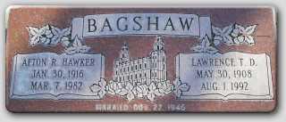 Lawrence Thomas Dunn Bagshaw