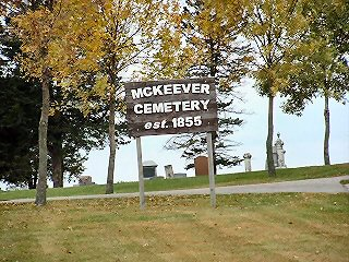 McKeever Cemetery