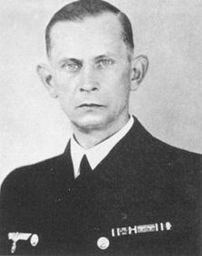 Capt Ernst Lindemann