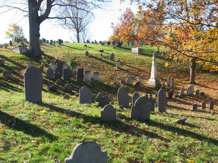 Old Hill Burying Ground