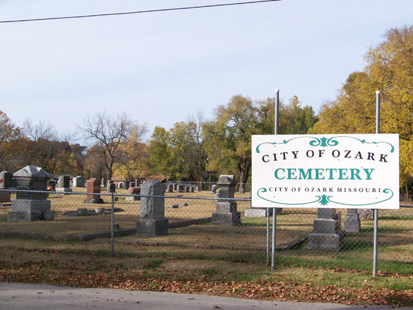 Ozark Cemetery