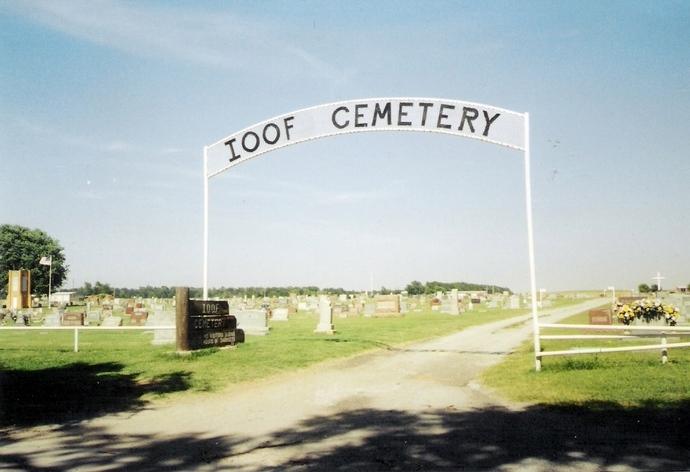 Watonga IOOF Cemetery