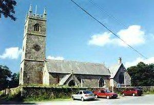 Crowan Anglican Church Cemetery