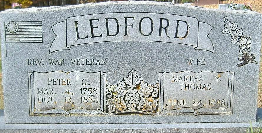 Pvt Peter G. Ledford