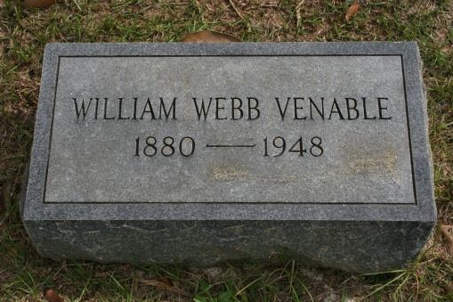 William Webb Venable