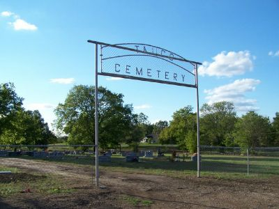 Talco Cemetery
