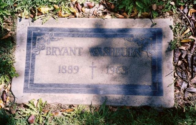 Bryant Washburn