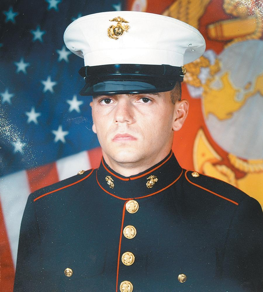 LCpl James Eric Brown