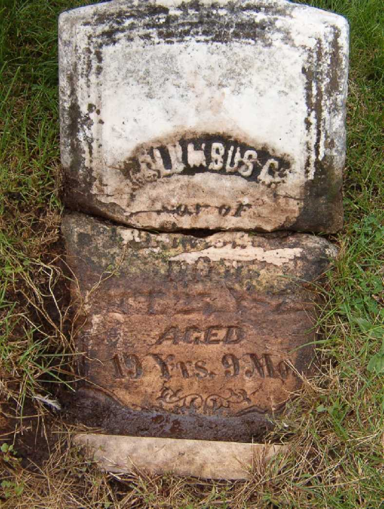 Columbus C Ambrose