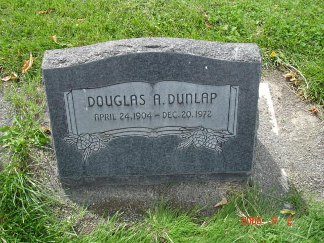 Douglas A. Dunlap