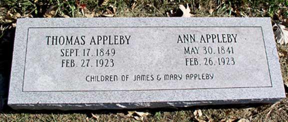Ann Appleby