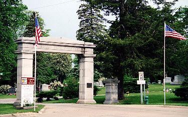 Linwood Park Cemetery