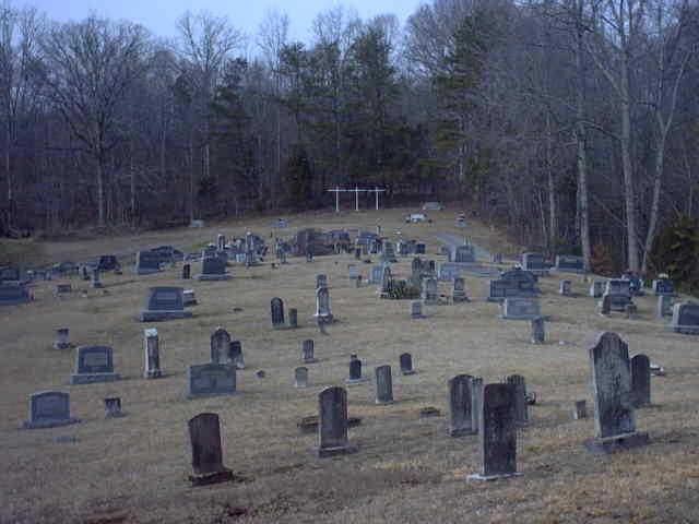 Tranquility Methodist Cemetery