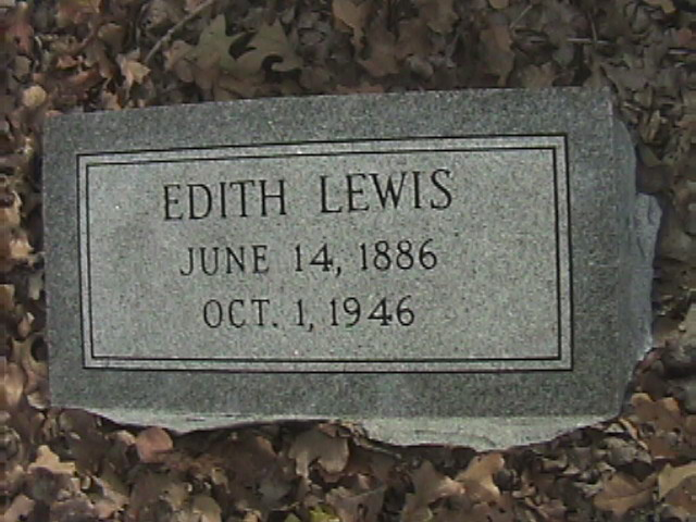 Edith Lewis