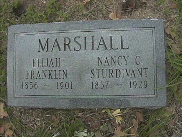 Elijah Franklin Marshall