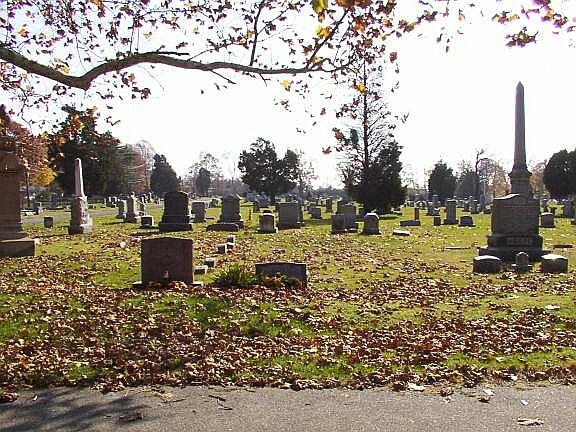 Eglington Cemetery