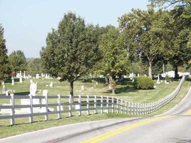 Mount Olive Catholic Cemetery