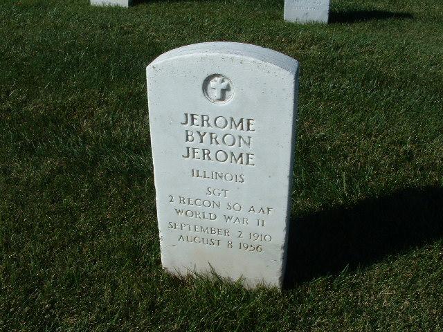 Jerome Byron Bud Jerome