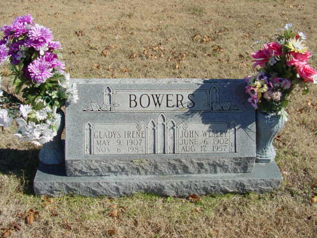 John Wesley Bowers