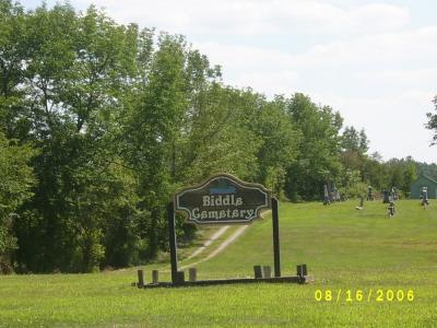 Biddle Cemetery In Crestline Ohio Find A Grave Cemetery