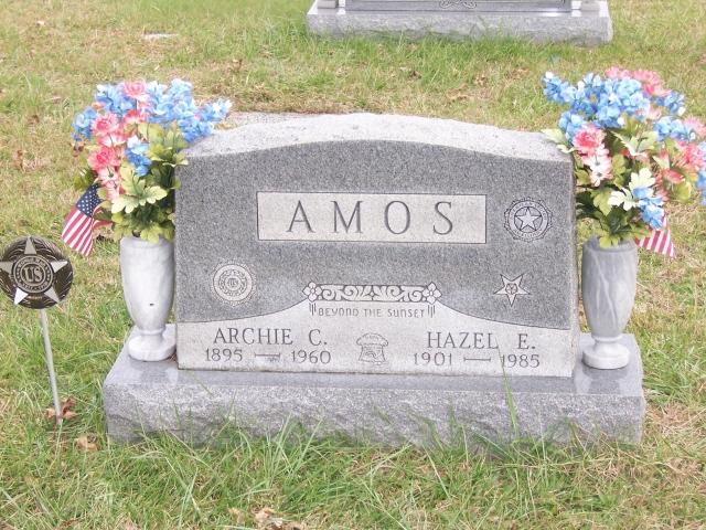 Archie Amos