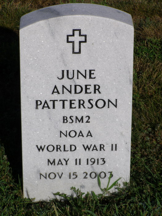 June Ander Patterson