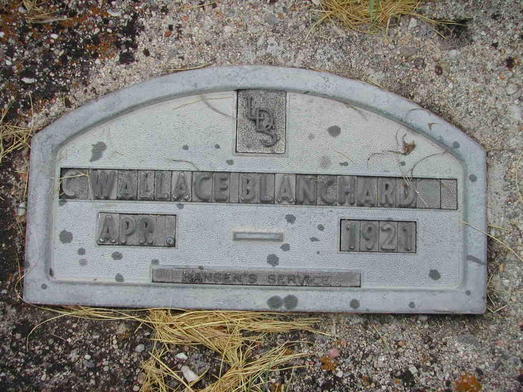 Wallace Blanchard