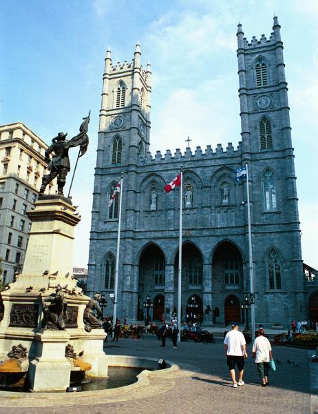 Notre Dame Viaje a Canadá