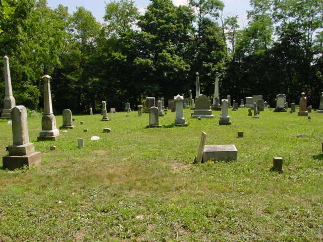 South Woodbury Methodist Episcopal Cemetery