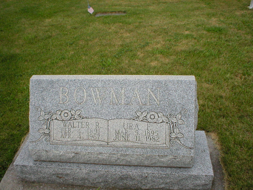 Ura Frances <i>Means</i> Bowman