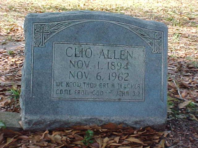 Clio Allen