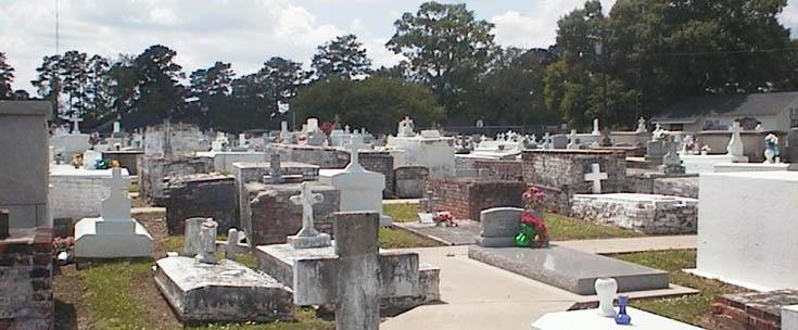Saint Bernard Cemetery and Mausoleum #1