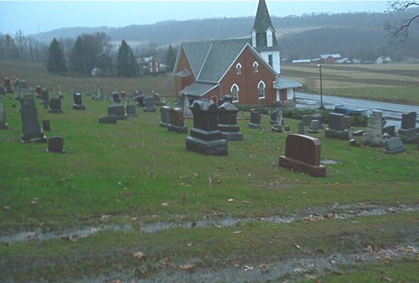 Lantzs Emmanuel Cemetery