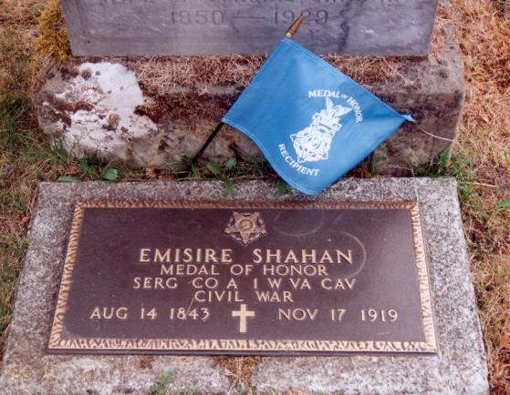 Emisire Shahan