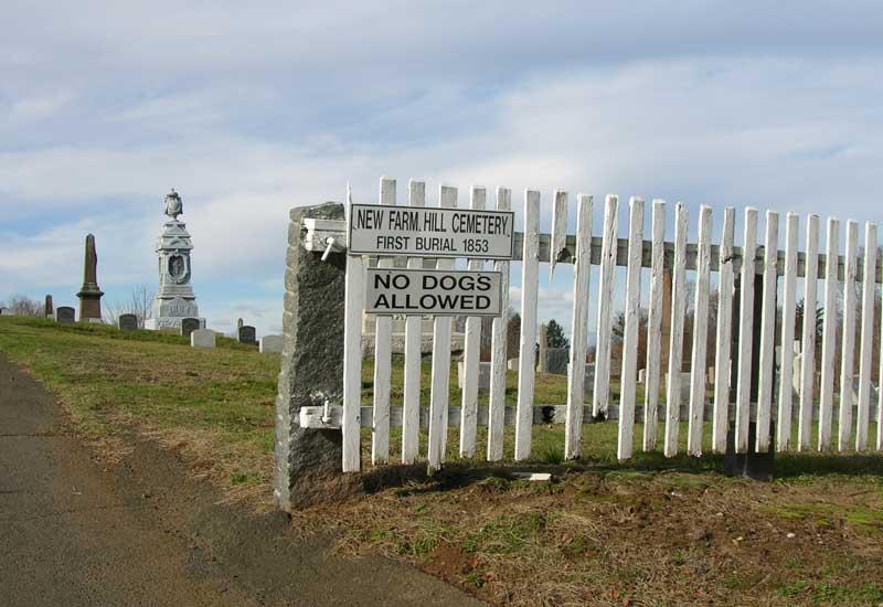 New Farm Hill Cemetery