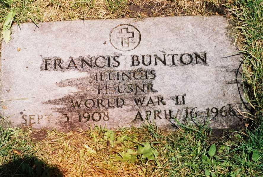 Francis Amos Bunton