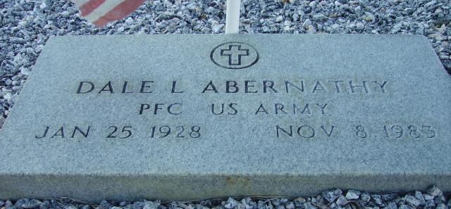 Dale Leon Abernathy