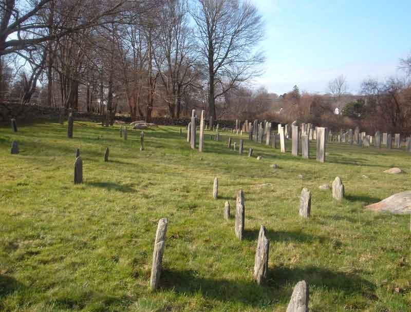Wequetequock Burial Ground