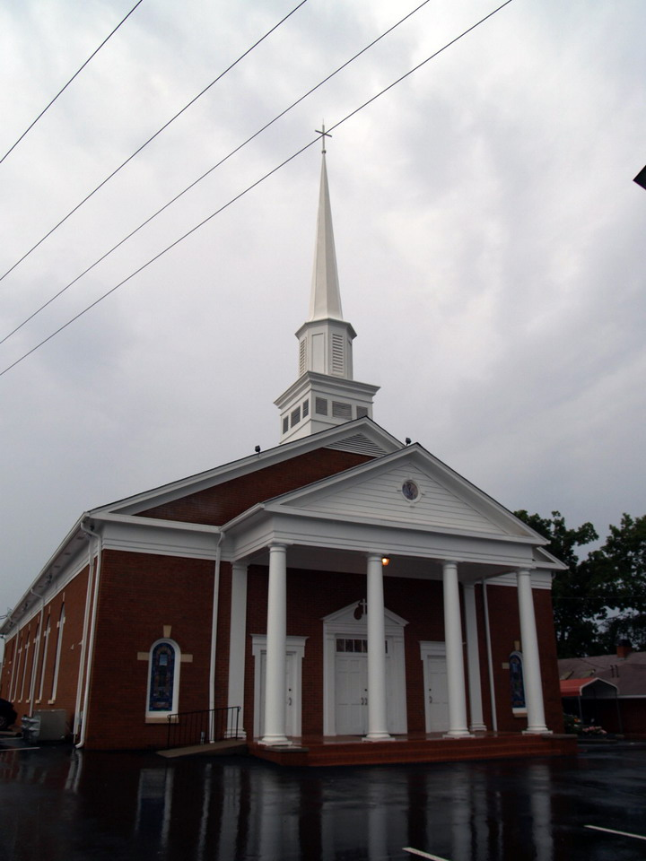 Peachtree Road Baptist Church Cemetery