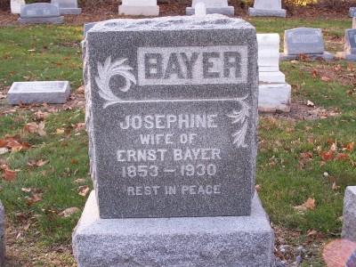 Josephine <i>Krause</i> Bayer