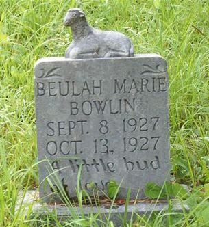 Beulah Marie Bowlin