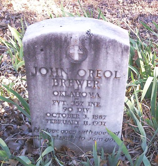 John Oreol Brewer