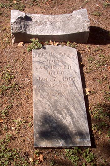 Joseph D. Shepherd
