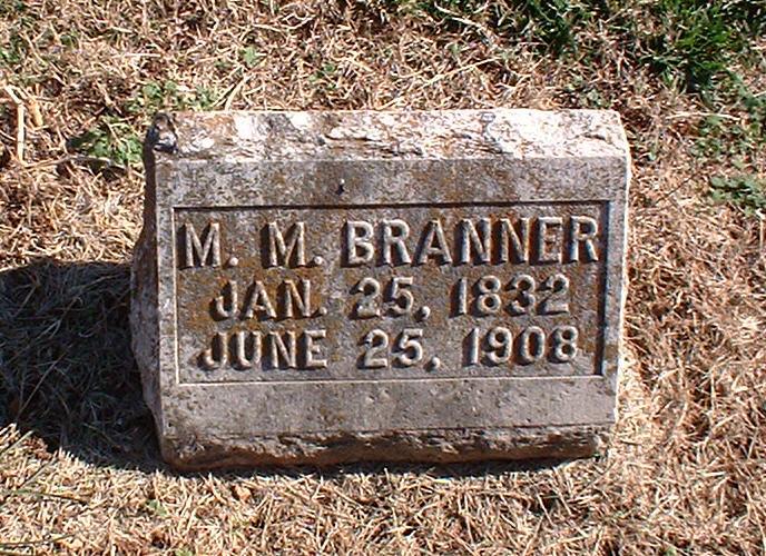 Margaret <i>Massengill</i> Branner