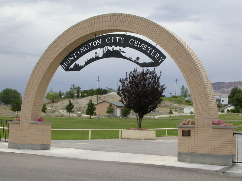 Huntington City Cemetery