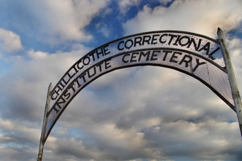 Chillicothe Correctional Institute Prison Cemetery in