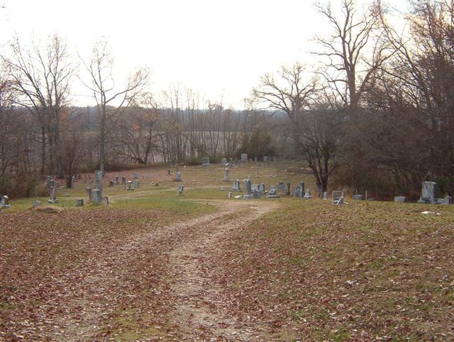 Hurricane Hill Cemetery