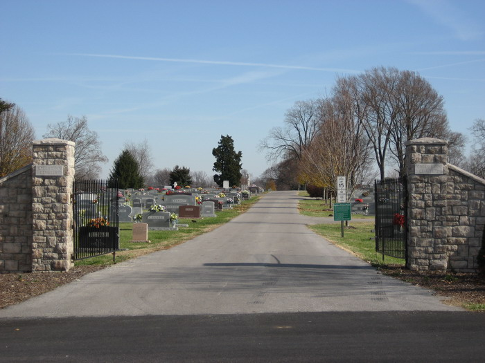 Greenlawn and Shady Rest Cemetery